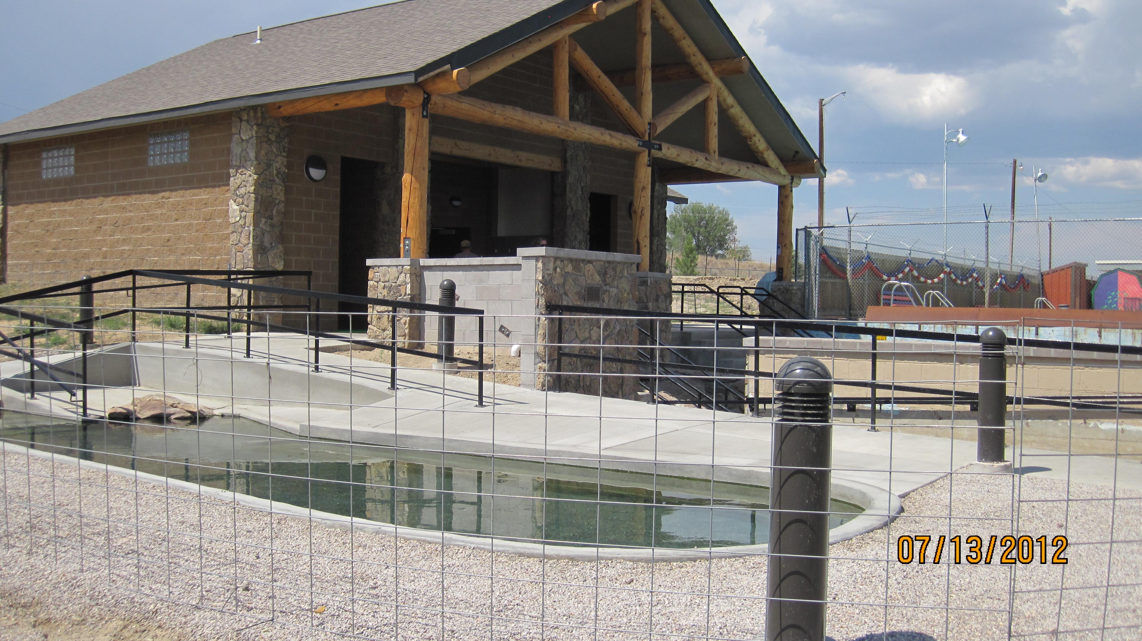 Hobo Pool - Saratoga, WY